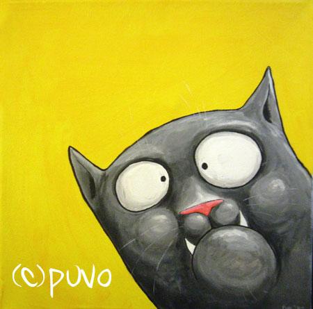 Alberne Katze