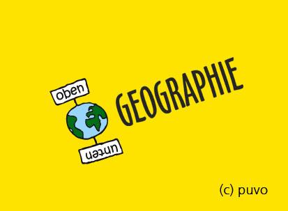 Shirtmotiv für den FSR Geographie der TU Dresden, Design von puvo productions