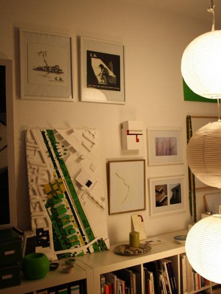 Foto zweier Plattencover, layoutet von puvo productions
