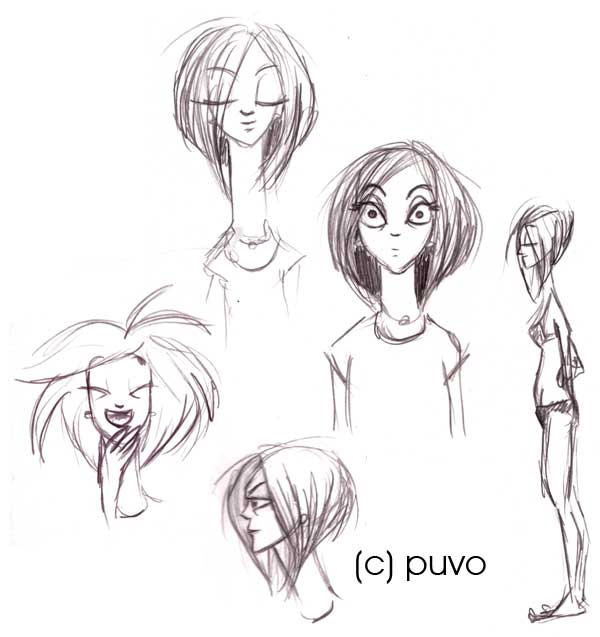 Scribbles von puvo productions