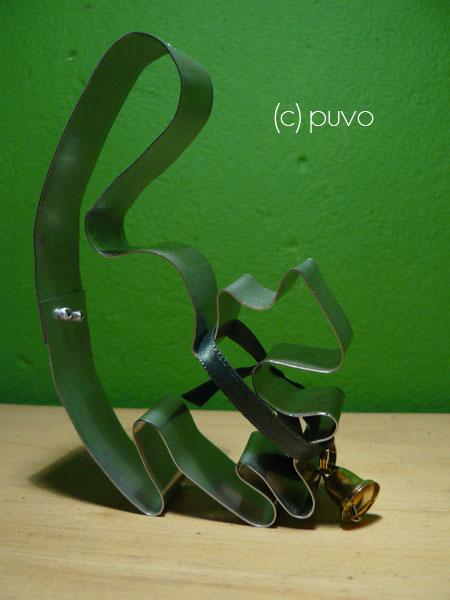 Plätzchenkatzenform von puvo productions.