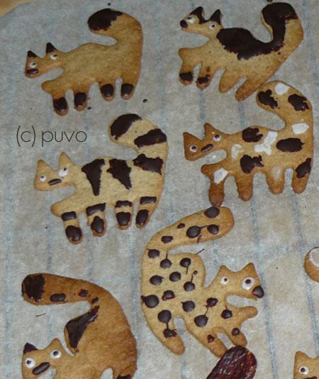 Plätzchenkatzen von puvo productions