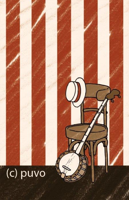 Dixieland. Illustration von puvo productions