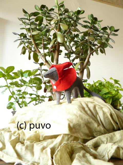Wolf aus Filz / puvo productions
