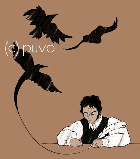 """Bookletillustration zum Album """"awaystation"""" von Zen Zebra / Artist: puvo productions"""