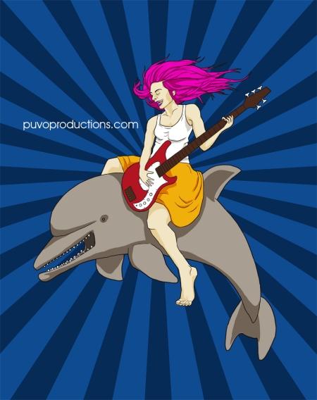 Furious Dolphin.