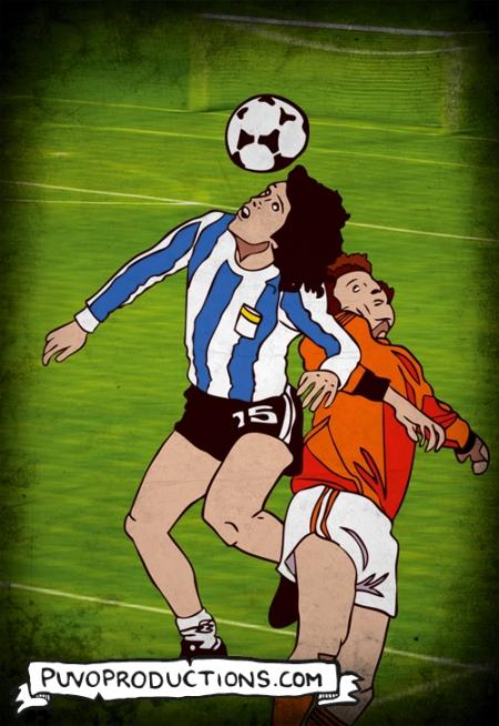 Fußball.