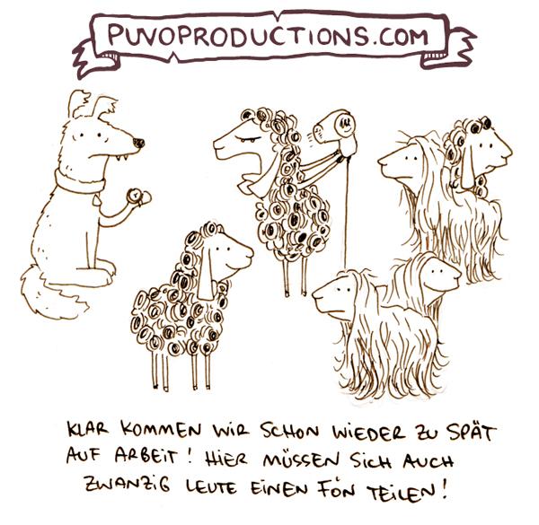 Frisur Puvo Productions