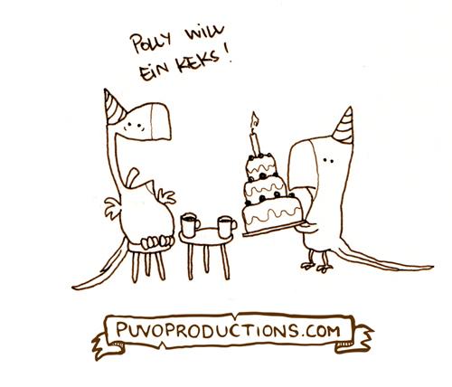 Der Wochentliche Cartoon Keks Puvo Productions