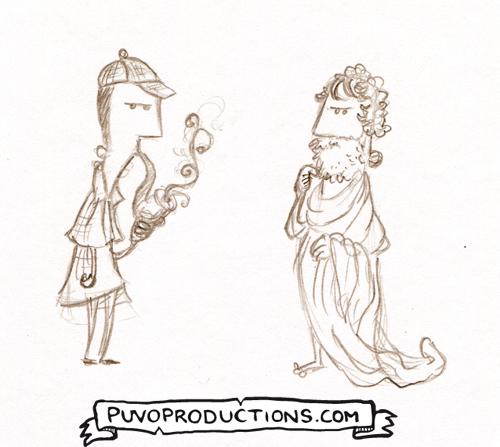 Sherlock Holmes und Aristoteles
